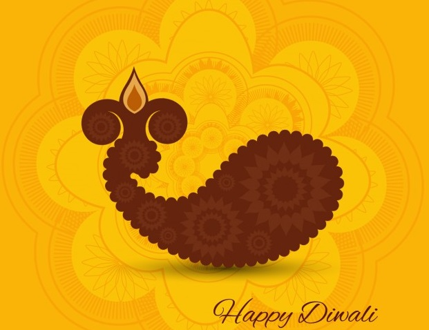 diwali-card-with-yellow-background_1035-110