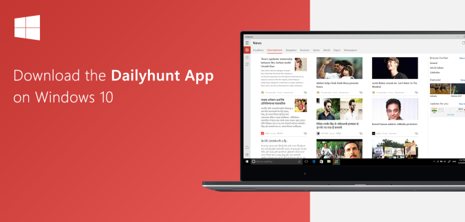 Dailyhunt-Windows-10